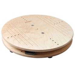 Pedalo Planche rotative à bascules