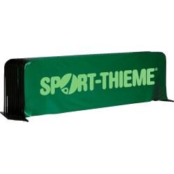 Tafeltennistafelomranding set van 10 Groen, Zonder Sport-Thieme opdruk