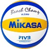 Ballon de beach-volley Mikasa® « Beach Champ VLS 300»