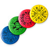 Sport-Thieme Kit de disques d'apprentissage