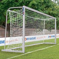 Sport-Thieme® Jeugdvoetbaldoel 5x2 m, vierkant profiel, mobiel