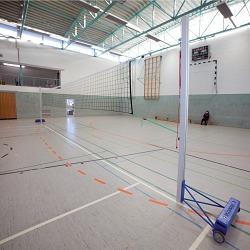 Sport-Thieme® Verrijdbare Multi-functionele Speelpalen