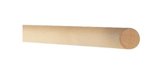 Barre ronde, 300 cm