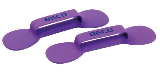 Beco Aqua-BeFlex Handpaddles Lila