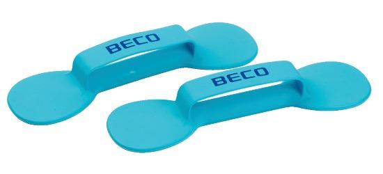 Beco Aqua-BeFlex Handpaddles Turkoois
