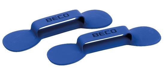 Beco Aqua-BeFlex Handpaddles Donkerblauw
