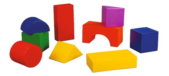 Blocs de construction géants Volley®