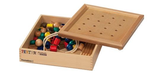 Boîte de jeu Pertra® Homebox I