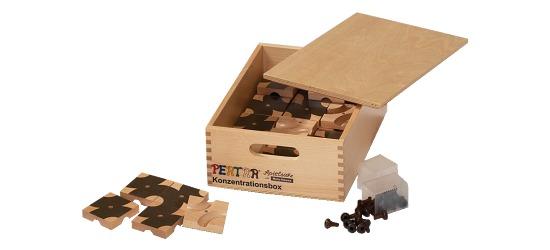 Boîte spéciale concentration Pertra