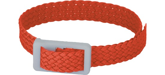 Bracelet de piscine Rouge
