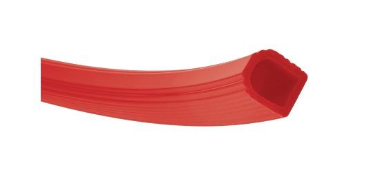 Cerceaux de gymnastique Sport-Thieme en plastique Rouge, ø 50 cm
