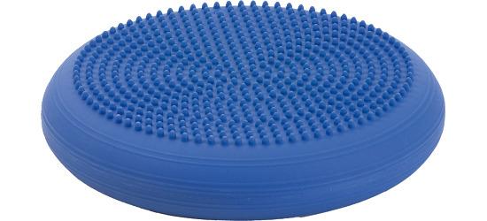 Coussin ballon Togu® Dynair® Ballkissen® « Senso » Bleu
