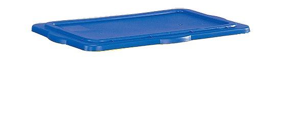 Couvercle clipable pour boîte de rangement Sport-Thieme® Bleu