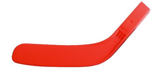 """Dom® Reservevoet voor hockeystick """"Cup"""" Voet rood"""