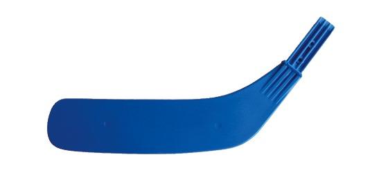 """Dom® Reservevoet voor hockeystick """"Junior"""" Voet blauw"""