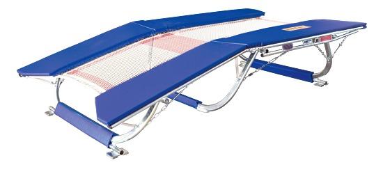 """Eurotramp® Dubbel-Minitramp """"Ultimate DMT 6x6"""""""