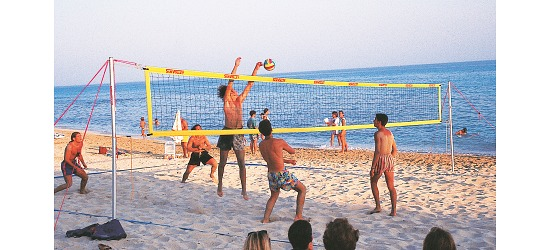 Filet de beach-volley SunVolley® « Plus »
