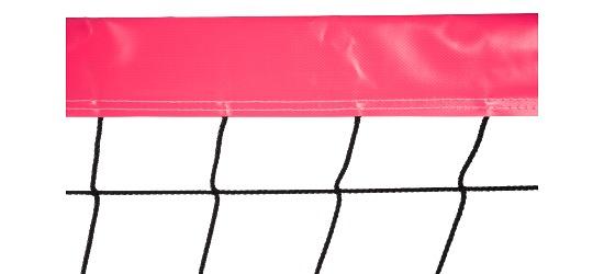Filet de tournoi pour terrain de beach-volley 18x9 m