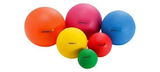 Gymnic® Heavymed 500 g, ø 10 cm, Groen