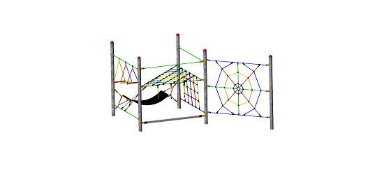 Huck Vario-système d'escalade et jeu