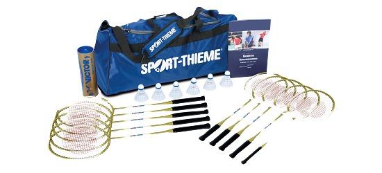 Kit de badminton Sport-Thieme® « Club »