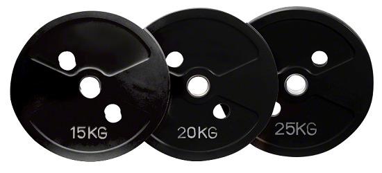 Kit de disques de compétition Sport-Thieme®, 50 kg