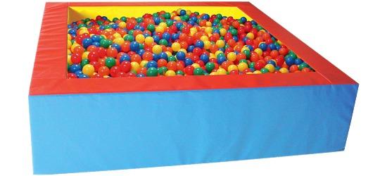 Kit piscine à balles « Massif »