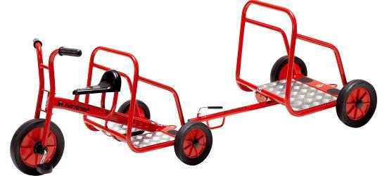 Kit tricycle Winther® Viking « Ben Hur »