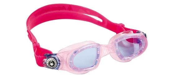 Lunettes de natation pour enfants « Moby Kid » Rose