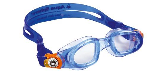Lunettes de natation pour enfants « Moby Kid » Bleu