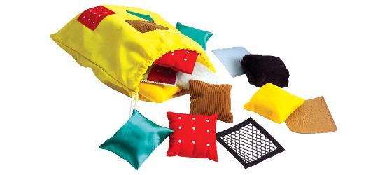 Mémory sensoriel LR « Textitakt »