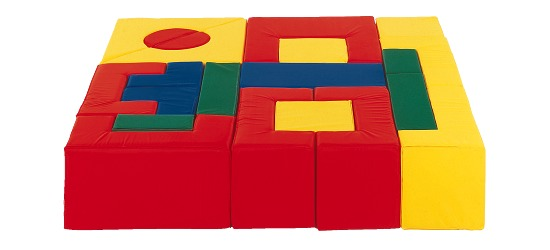 Modules de construction géants Kit XL