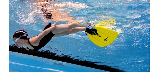 Monopalme Finis® « The Wave » pour enfants, pointure 32-39