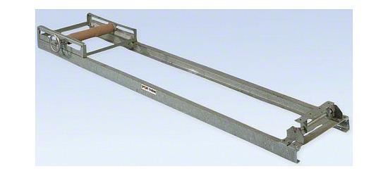 Onderbouw voor duikplank Voor duikplanken met een lengte van 4,8 m