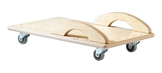 Planche à roulettes Pedalo® « Classic » Avec poignées latérales