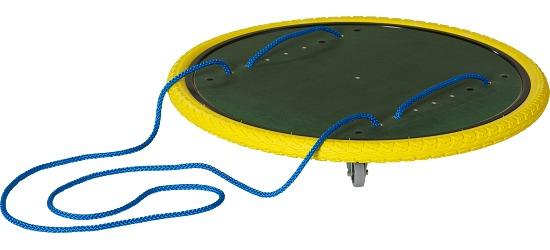 Planche à roulettes Pedalo® « Sausmaus »