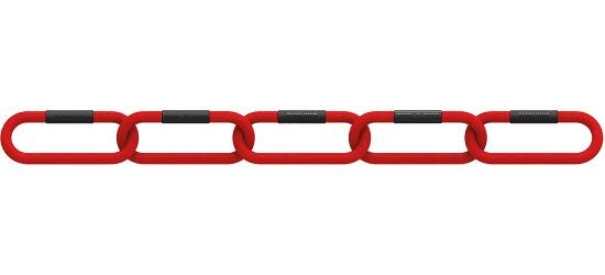"Reaxing® Gewichtsketting ""Reax Chain Fit 5"" 8 kg, Rood"