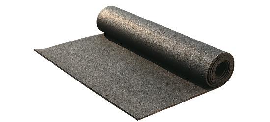 Regupol® aanloopbanen, 10 mm Lengte 30 m