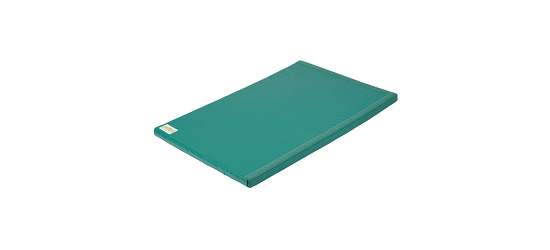 """Reivo Combi-Turnmatten """"Veilig"""" Polygrip groen, 200x100x8 cm"""
