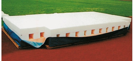 Sautoir de saut en hauteur « Super » 400x250x50 cm