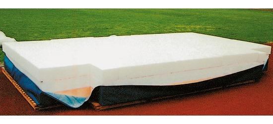 Sautoir de saut en hauteur Sport-Thieme 400x250x50 cm