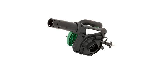 Sport-Thieme® AirTrack Met handblazer en adapter, 6x2x0,3 m