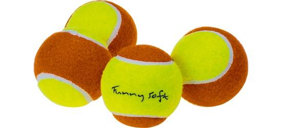 "Sport-Thieme® Methodiekballen ""Funny Soft""  4-delige set"