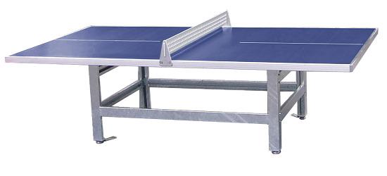 "Sport-Thieme® tafeltennistafel ""Standard"" van polymeerbeton Blauw"