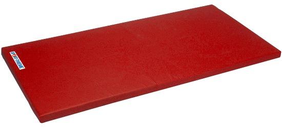 "Sport-Thieme® Turnmat ""Special"" 150x100x6cm Basis, Polygrip rood"