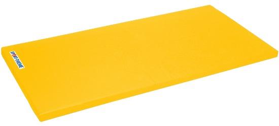 "Sport-Thieme® Turnmat ""Spezial"" 200x100x6cm Basis, Polygrip geel"
