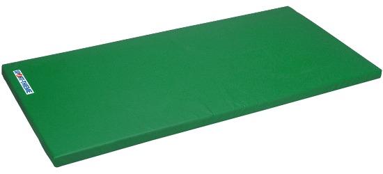"Sport-Thieme turnmat ""Super"" 200x100x8cm Basis, Polygrip groen"