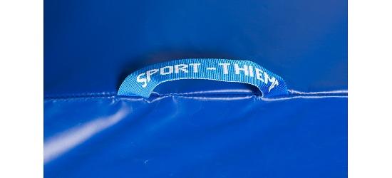 "Sport-Thieme® zachte valmat ""Goaldesign"" 300x200x30 cm"