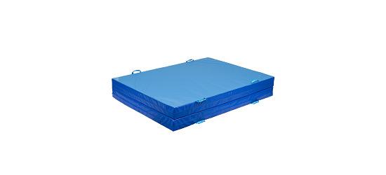 Sport-Thieme® Zachte valmat, opvouwbaar 300x200x15 cm