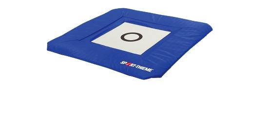 Springdoek voor minitramps Voor minitramp 112x112 cm